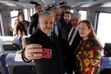 Ulaştırma Bakanı Arslan da o modaya uydu!