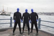 İstanbul'daki mavi adamlar neyin nesi! Blue Man Group geldi