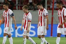 Yunanistan'ın dev kulübü Olympiakos'a puan silme cezası