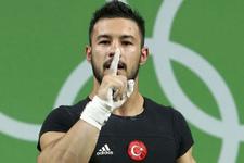 Milli halterci Daniyar İsmayilov sporcuya çatalla saldırdı