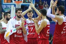 Türkiye Basketbol Milli Takımı kadrosu açıklandı