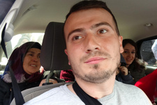 Afrin gazisi Karabük'te böyle karşılandı