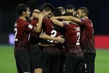 Türkiye FIFA sıralamasında 3 basamak yükseldi