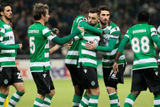 Sporting Lizbon 7 dakikada işi bitirdi
