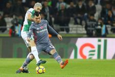 Konyaspor-Beşiktaş maçı golleri ve geniş özeti