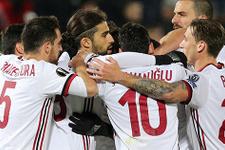 UEFA Avrupa Ligi'nde alınan toplu sonuçlar