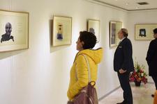 'Kuyuya Dönen Yusuf' şiir ve illüstrasyon sergisi açıldı