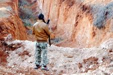 Afrin'de ortaya çıktı! Hayrete düşüren manzara