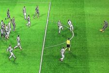 Beşiktaş'ın golü ofsayt mı değil mi?