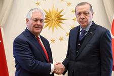 Erdoğan Tillerson'a Osmanlı tokadı attı