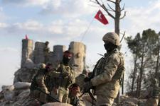 TSK'dan son Afrin operasyonu açıklaması