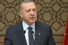 Erdoğan 2019 seçimi için oy oranı verdi