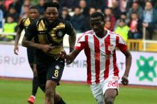 Sivasspor-Osmanlıspor maçı golleri ve özeti