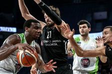 Beşiktaş'ı devirdi Anadolu Efes'in rakibi oldu!