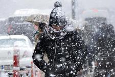 Erzurum kar fena bastırdı son hava durumu