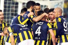 Fenerbahçe'nin yenilmezlik serisi sürüyor