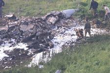 İranda bir yolcu uçağı düştü 66 kişi hayatını kaybetti