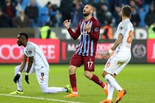 Trabzonspor lidere yenildi