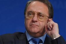 Bogdanov: 'Afrin için arabuluculuk yapmaya hazırız'
