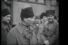 Atatürk ve Halide Edip'in görüntüleri Yeni Zelanda arşivinden çıktı