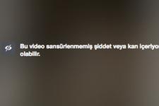 Katliamı Facebook'tan yayınladı korkunç video saatlerdir yayında