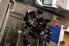 İstanbul'da hareketli dakikalar! Özel harekat polisleri...