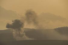 Türkiye bombaladı milis güçler geri çekildi