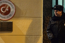 Türkiye'nin Moskova Büyükelçiliği'nde şüpheli paket alarmı