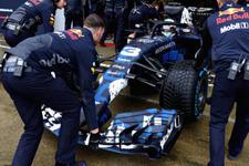 Formula 1 öncesi yeni araç tanıtıldı