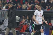 Beşiktaş'ta sinirler gerildi! Caner ve Güneş...