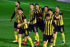 İstanbulspor son nefeste kazandı