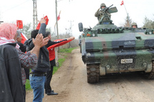 Afrin'de kaç terörist öldürüldü ? Beş köy daha temizlendi