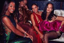 Böylesi görülmedi! Rihanna'nın ultra gizli partisi