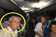 CHP otobüsündeki taciz skandalında flaş karar!