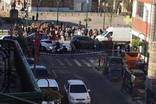 Brüksel'de saldırı paniği! Bölge çembere alındı