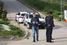 Ataşehir'de bomba paniği! Herkes sokağa döküldü