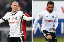 Beşiktaş'ta derbi öncesi sakatlık krizi