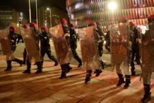 Holigan terörü! Bir polis hayatını kaybetti