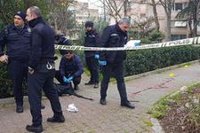 Bakırköy'de silah sesleri! Sabah sporunda kurşuna dizdiler