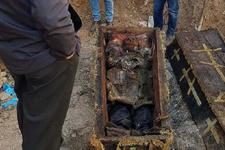 İki ülke bu cesedi paylaşamıyor! Rus subayın cesedine Polanya'da talip oldu