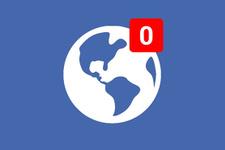 Facebook'un internette etkisi azaldı