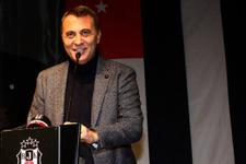 Fikret Orman Beşiktaş'ın borcunu açıkladı