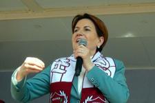 Akşener: İYİ Parti kurulunca korktular saray ittifakı ortaya çıktı