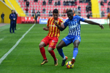 Kayserispor - Kasımpaşa maçının dakika dakika özeti