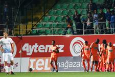 Alanyaspor Trabzonspor maçı fotoğraları