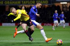 Cenk Tosun girdi Everton yenildi