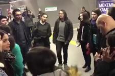 Sosyal medya bu videoyu konuşuyor görme engelli müzisyene koro sürprizi