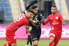 Osmanlıspor Antalyaspor maçı sonucu ve özeti