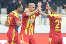 Yeni Malatyaspor-Kardemir Karabükspor maçı golleri ve özeti