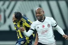 Beşiktaş Fenerbahçe'yi 6 maç sonra yendi